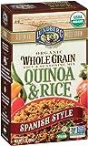 Lundberg Whole Grain Quinoa & Rice, Spanish Style, 6 Ounce