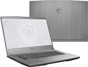 """MSI WF65 10TH-1201 (i7-10750H, 16GB RAM, 1TB SATA SSD + 1TB SSHD, Quadro P620 4GB, 15.6"""" Full HD, Windows 10 Pro) Workstation Laptop"""