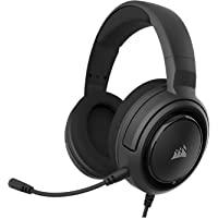 Corsair HS35 - Stereo Gaming Headset - Memory Foam Earcups - Works with PC, Mac, Xbox Series X, Xbox Series S, Xbox One…
