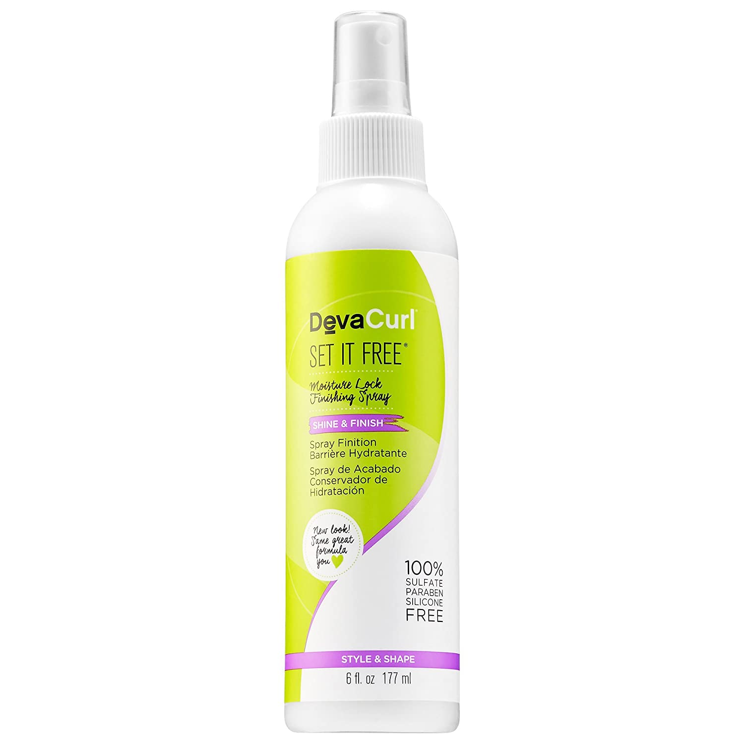Deva Concepts Devacurl Set It Free Moisture Spray, 6 Ounce Atlas Pros Choice