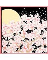 《DM便対応》 (キステ)Kisste 花景色 小ふろしき 【春 夏 秋 冬】5-4-01267