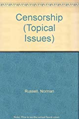 Censorship (Topical Issues) Paperback