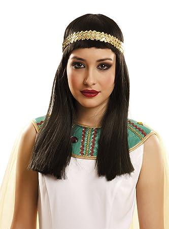 My Other Me Me - Peluca egipcia (Viving Costumes 202503)