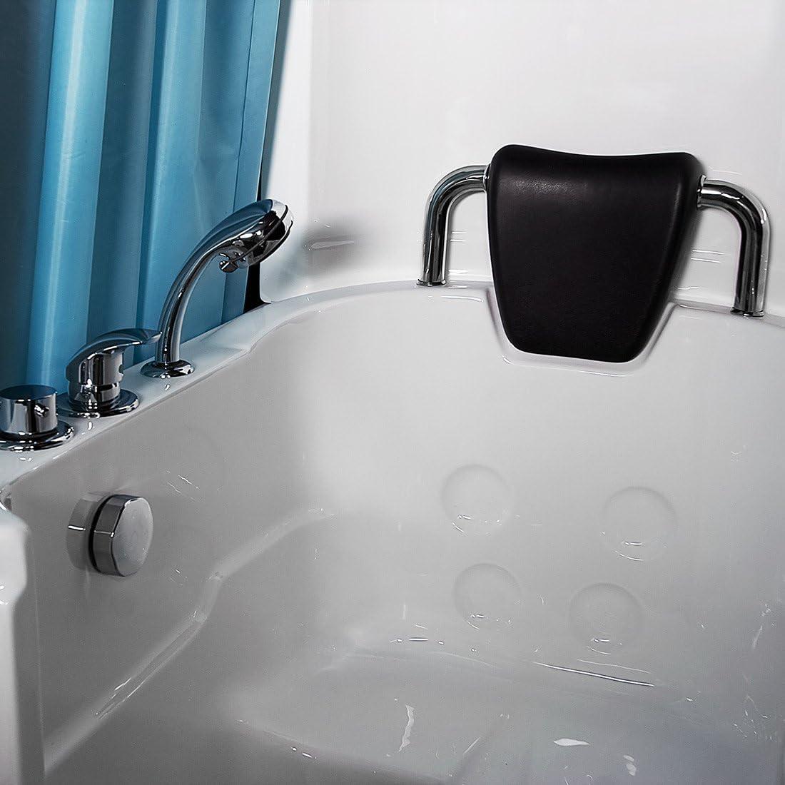 Personas Mayores ducha Asiento bañera Asiento bañera ducha bañera con puerta Pool a110d: Amazon.es: Bricolaje y herramientas