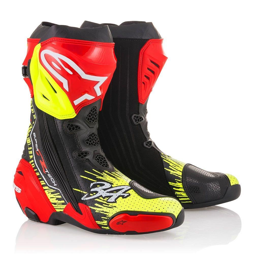 New Limited Edition Alpinestars Schwantz Supertech R Boots