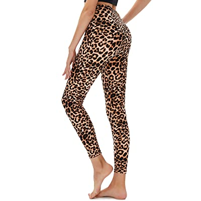 Hiverlay high Waisted Yoga Pants for Women Workout Buttery Soft Leggings
