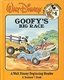 Goofy's Big Race: Walt Disney's Fun-to-Read Library, Vol. 4
