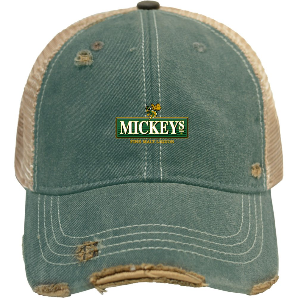 739e173e Mickey's Malt Liquor Beer Vintage Mesh Hat at Amazon Men's Clothing ...