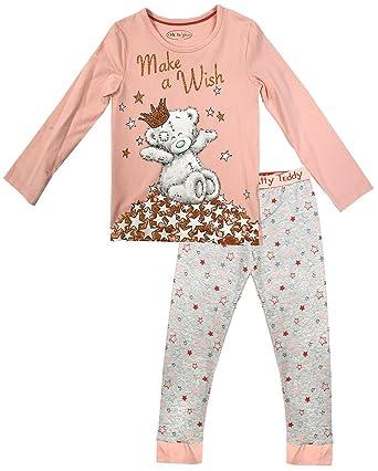 c403ccb13 Girls Pyjamas Official Me to You Tatty Teddy Make a Wish Glitter ...