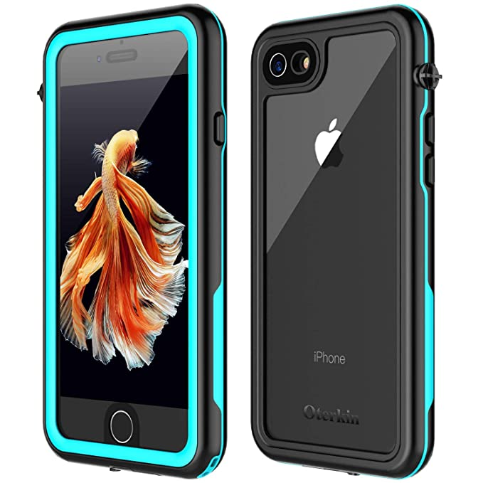 Oterkin Funda impermeable para iPhone 7/8, 2019 para todas ...