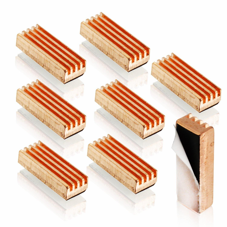 AAB Cooling RAM Heatsink 4 - refrigeración pasiva para RAM y ...