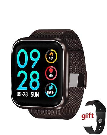 Amazon.com: Monitor de actividad física con monitor de ritmo ...