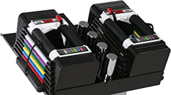 PowerBlock Personal Trainer Adjustable Dumbbell Set