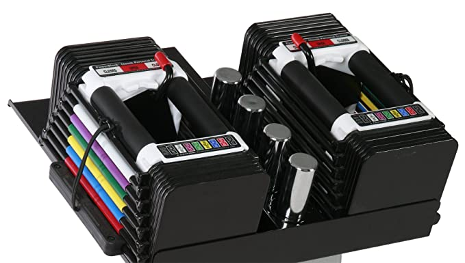 PowerBlock Personal Trainer set 5-50 pounds