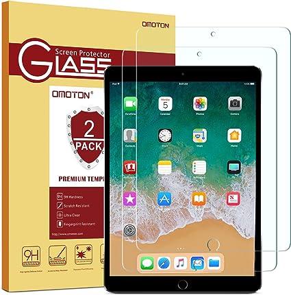 OMOTON Protector Pantalla iPad Air 10.5 2019 / iPad Pro 10.5 2017 ...