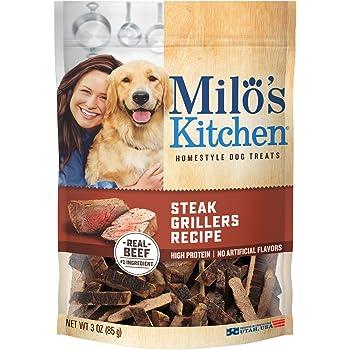 Where Are Milo S Kitchen Treats Made