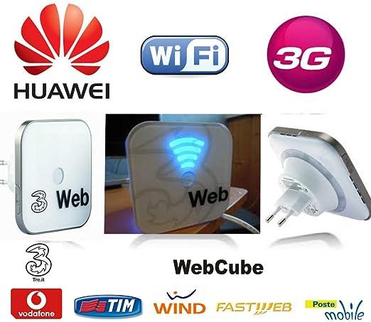 1 opinioni per Router Wifi 3G UMTS con Slot SIM HUAWEI B153 interagisce con qualsiasi gestore