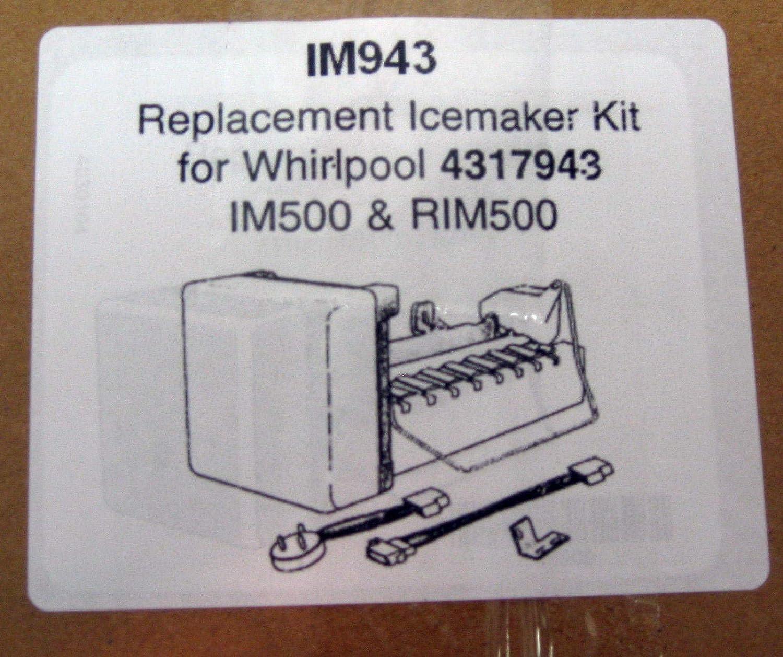 Large Appliance Accessories Appliances 625653 NEW IM943 ...