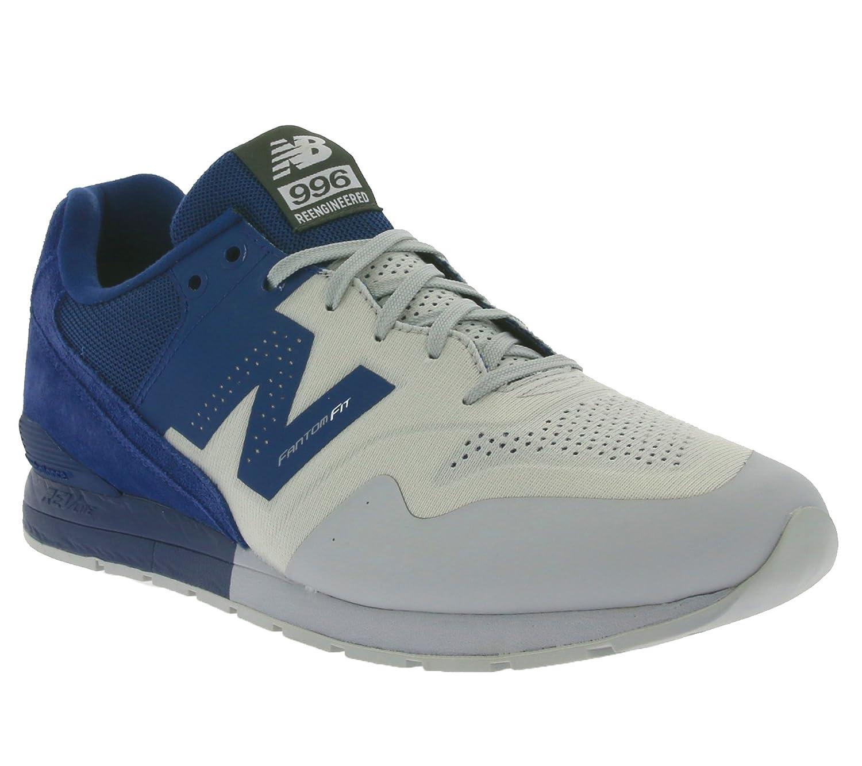 the latest c2ef6 bb0a6 New Balance 996 Men's Sneaker Blue MRL996FU, Size:46.5 ...