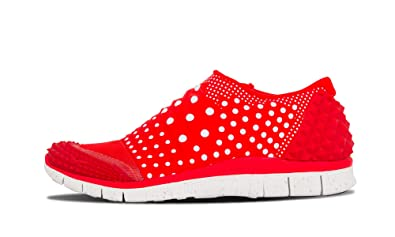 049265621494 Nike Mens Free Orbit II SP Challenge Red White Synthetic Athletic Sneakers  Size 10.5