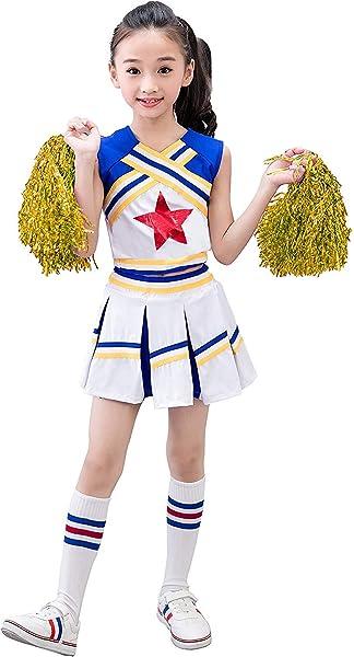 Guirca 87356 - Cheerleader Zombie Infantil Talla 7-9 Años: Amazon ...