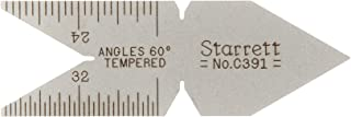 product image for Starrett C391 60 Degree Center Gage