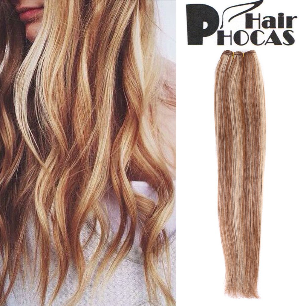 Amazon Hairphocas 6 613 100 Brazilian Human Hair Weave