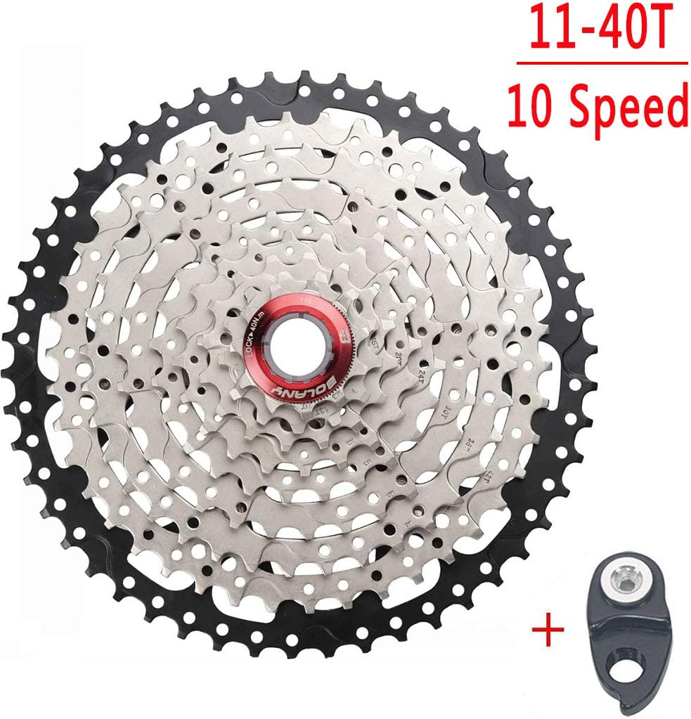 BOLANY 8-9-10-11-12 Speed Cassette 11-32T 11-36T 11-40T 11-42T 11 ...