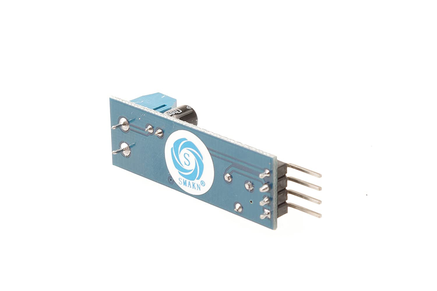 Smakn Lm386 Audio Amplifier Module 200 Times 5 12v 10k 2 Watts Stereo Using Three Adjustable Resistance Electronics
