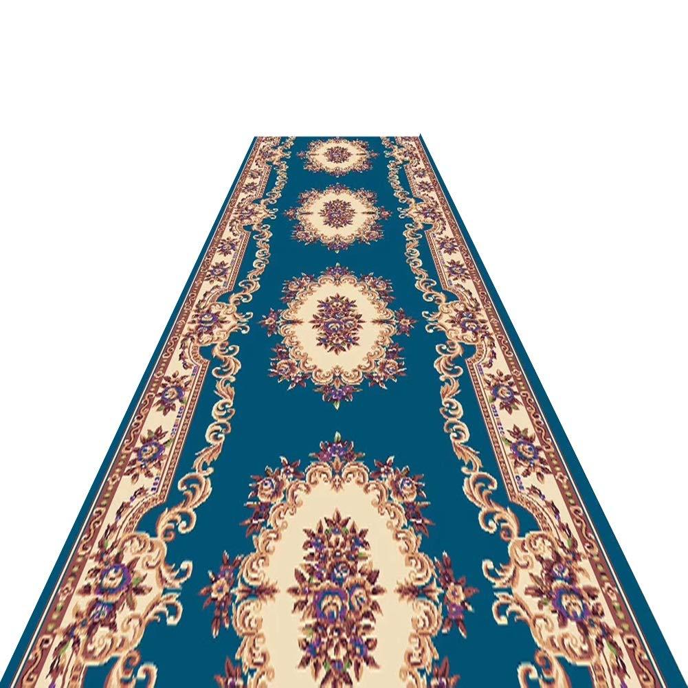 ZHAOHUI 廊下のカーペット 敷物 ロングカーペット リビングルーム 滑り止め 肌にやさしい 通気性 お手入れが簡単 6mm、 カスタマイズされた (色 : A, サイズ さいず : 0.9x8m) B07SCPBFBK A 0.9x8m