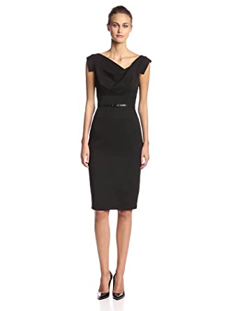a6baf5fc0fd Amazon.com  Black Halo Women s Jackie O Dress  Clothing