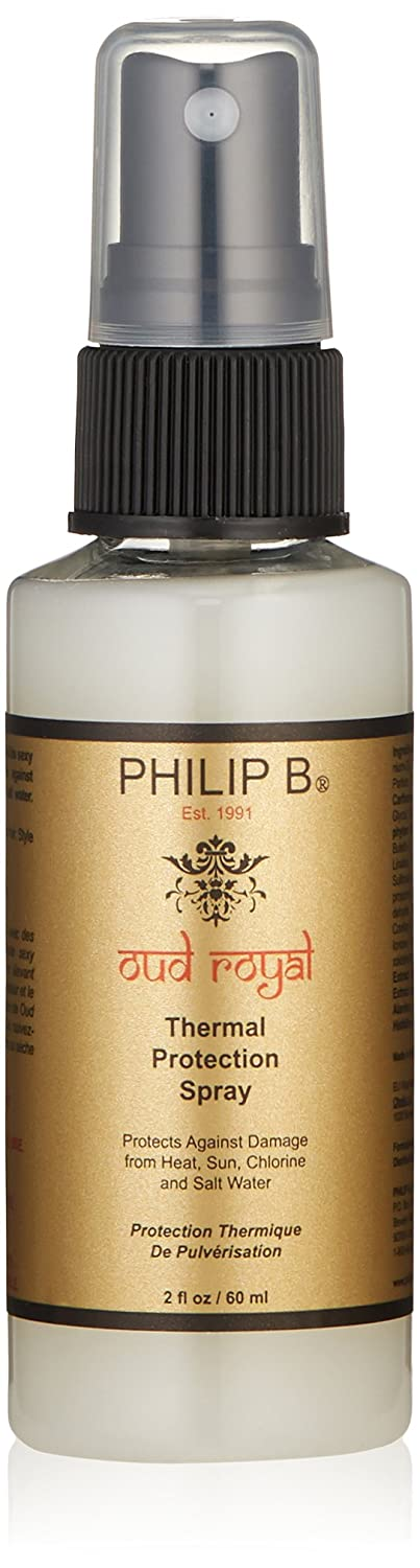 PHILIP B Oud Royal Thermal Protection Spray, 2-Fluid-Ounce 51060