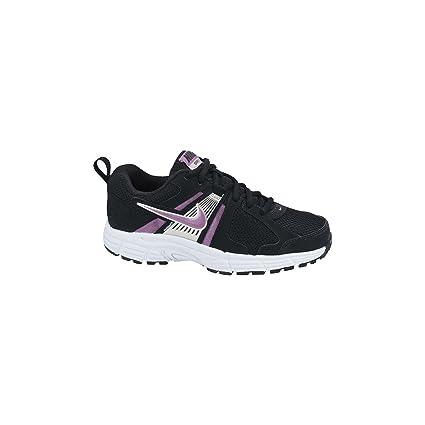 e8a19bff19 Amazon.com: Nike Black Dart 10 Running Shoes - Grade School Girls:  Everything Else