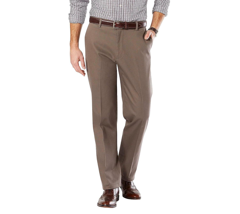d3c3f65d Dockers Men's Classic Fit Signature Khaki Pants D3 at Amazon Men's Clothing  store: