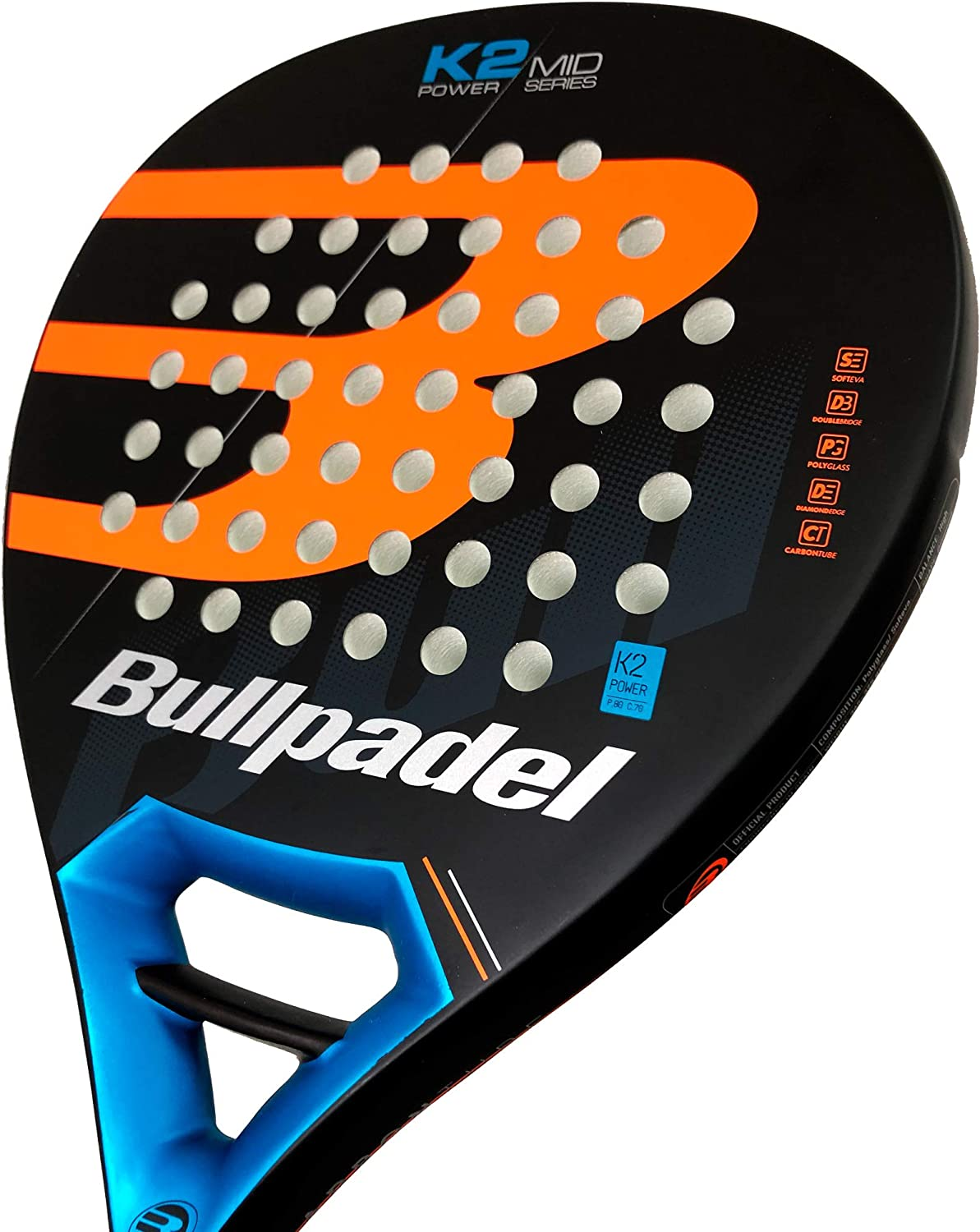 Bullpadel K2 Power LTD: Amazon.es: Deportes y aire libre