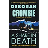 A Share in Death: A Mystery Introducing Superintendent Dunkan Kincaid and Sergeant Gemma James (Duncan Kincaid / Gemma James