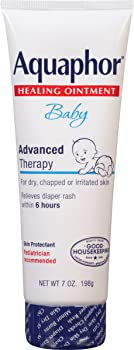 Aquaphor Baby Advanced Therapy Healing Skin Protectant