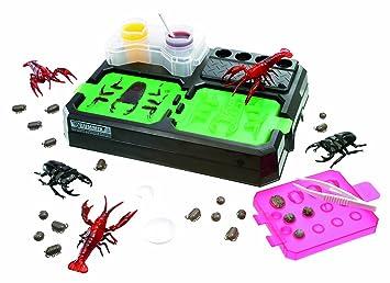 Gummi-X 70174 - Moldes para gelatina con forma de insectos: Amazon.es: Juguetes y juegos