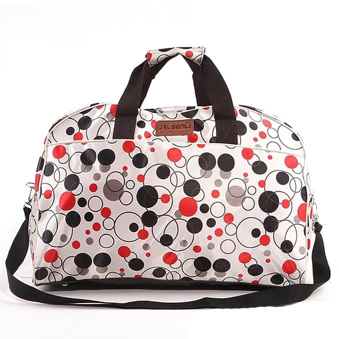 452d56ce8895 Amazon.com | IZTOR Waterproof 40 litres Duffle travel bag tote Carry ...