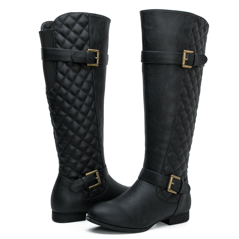 Global Win Women's KadiMaya16YY23 Boots (9 M US Women's, 06Black)