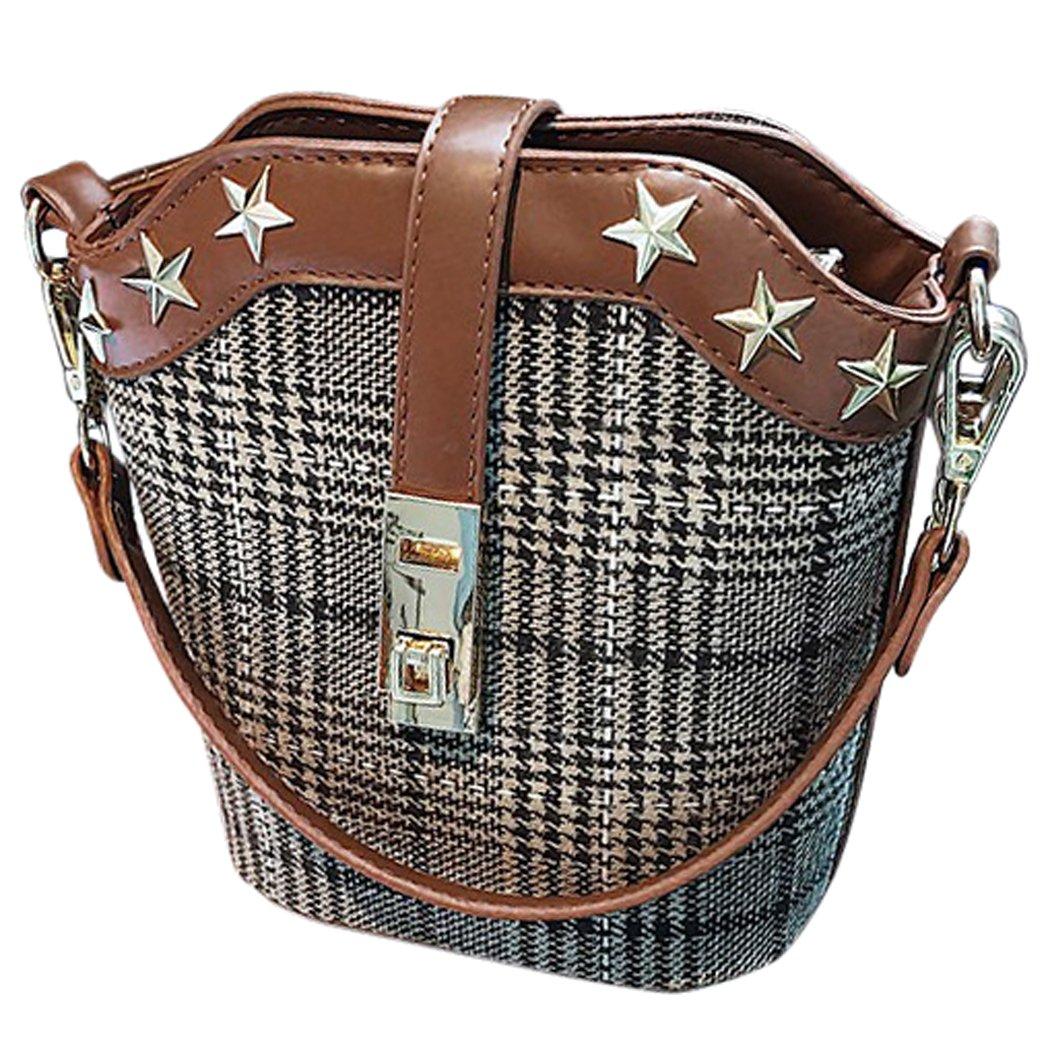 COAFIT Shoulder Bucket Bag...