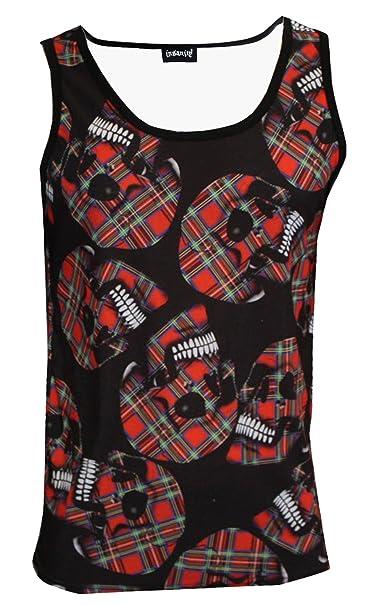 Insanity Clothing - Camiseta - para hombre E2j5vnQG