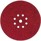 "Makita B-68535 9"" Round Abrasive Disc, Hook & Loop, 40 Grit, 25/pk"