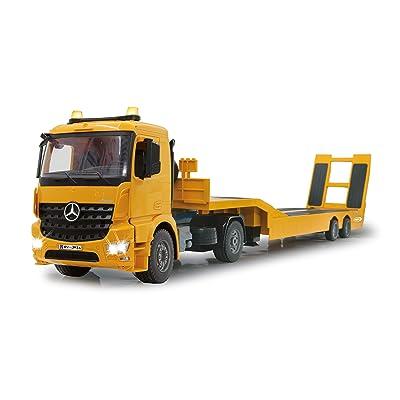 "Jamara 405107Échelle 1: 202,4GHz ""Mercedes Arocs"" plates Lit Camion"