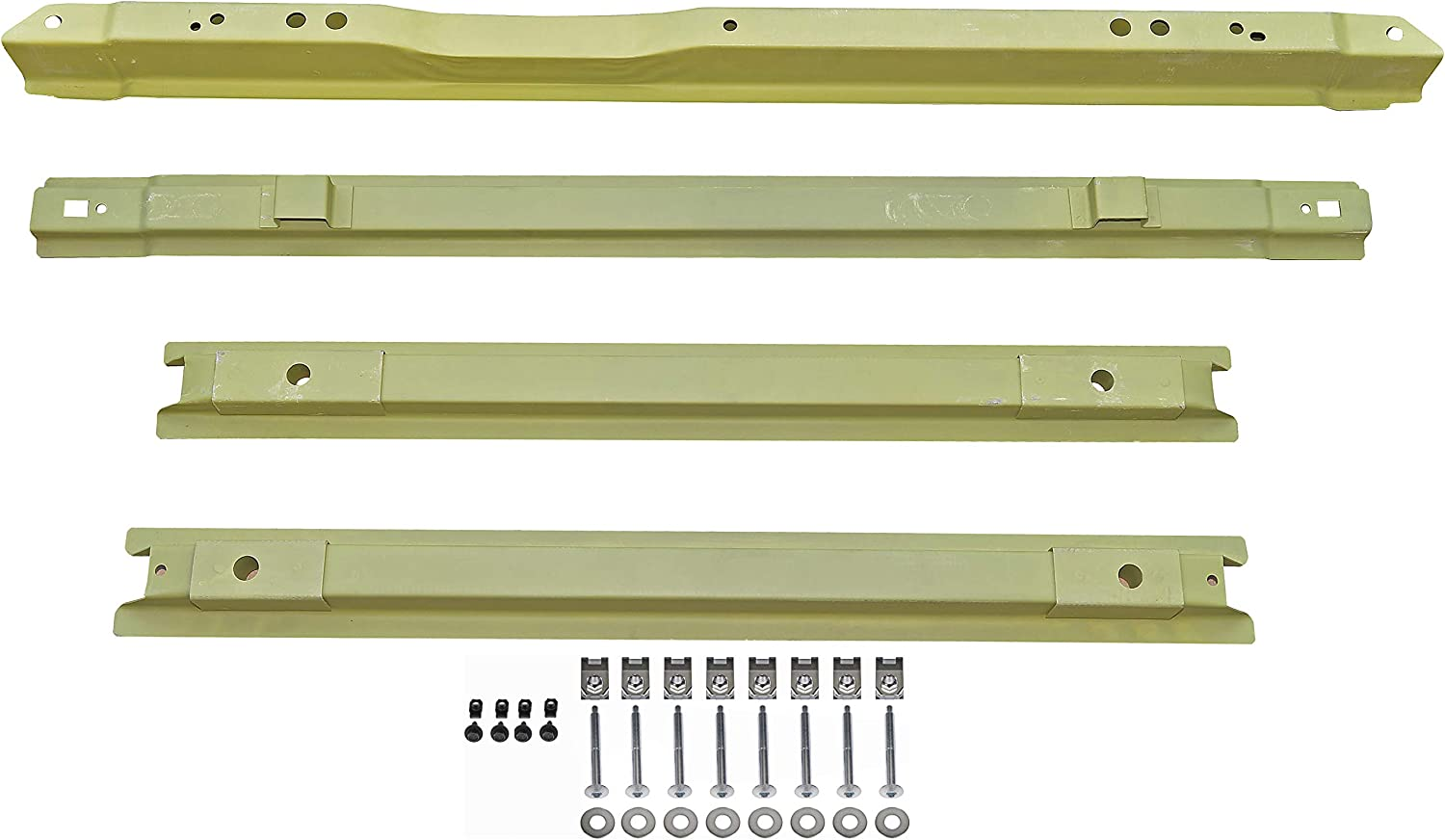 1981-134 80 86 Rear Bed Patch Lower Set 8/' Bed F150 F250 F350 1981-133