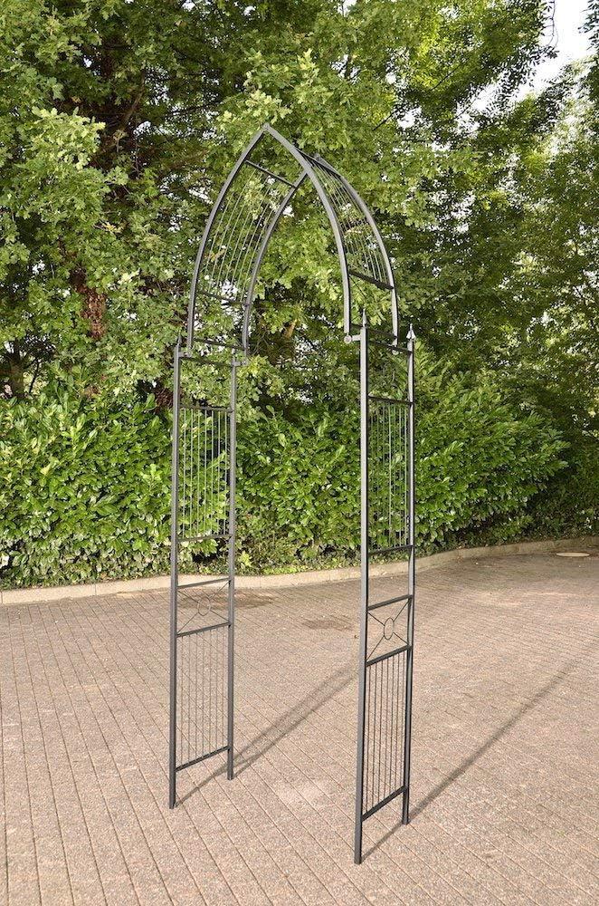 CLP Arco para Flores Flexi I Arco para Jardín de Metal I Arco ...