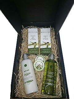 champú suave elaborado con aceite de oliva virgen extra ecológico 250 ml marca La Chinata: Amazon.es: Belleza