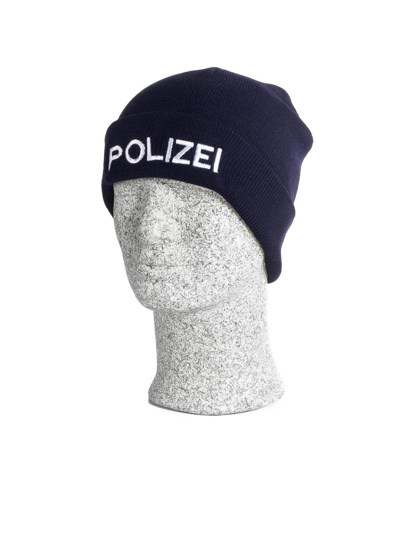 TacFirst Mütze Polizei Navyblau