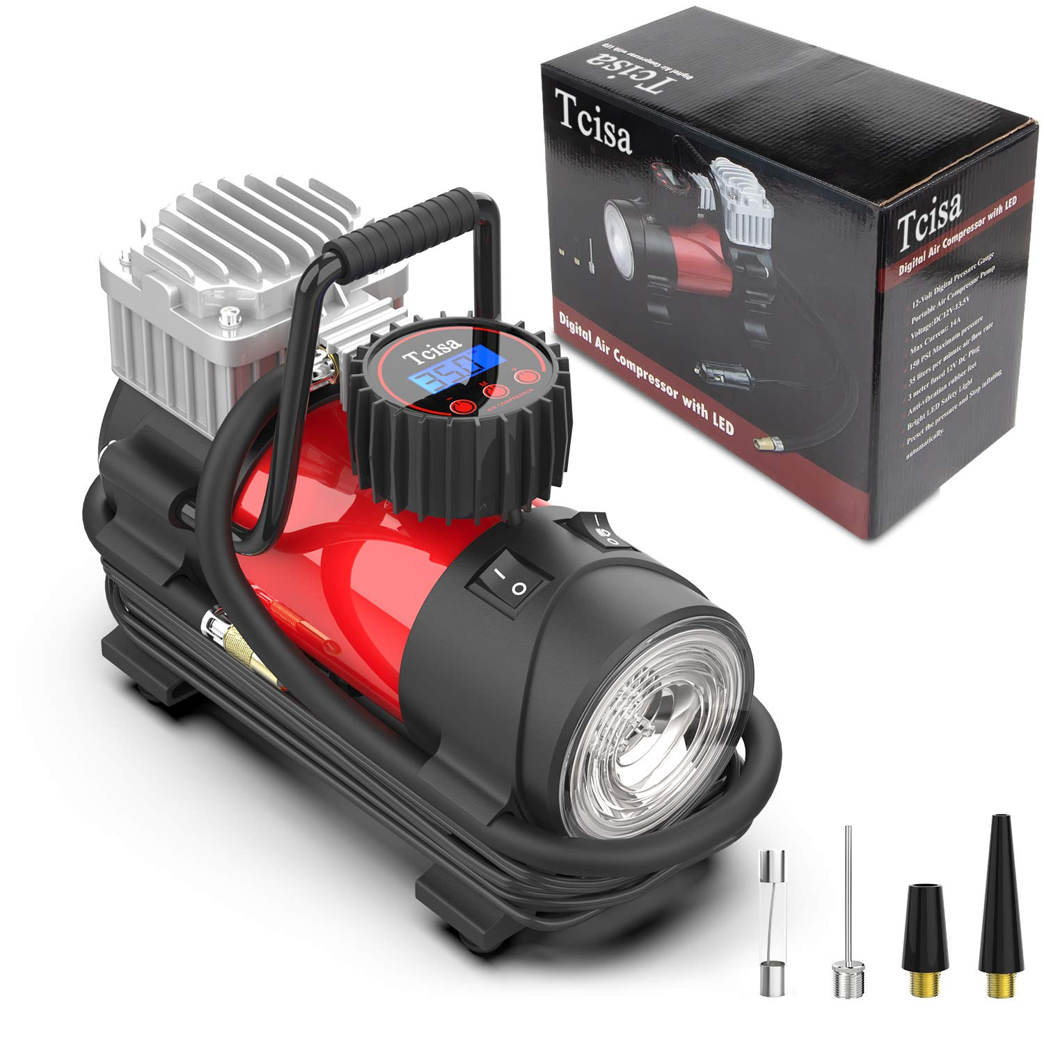 Portable Air Compressor Pump