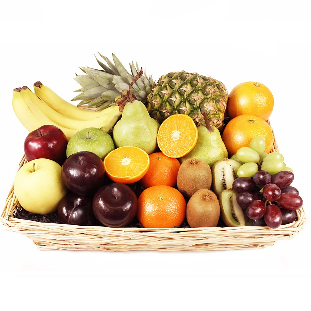 Jamaica fruit basket delicious and healthy fresh fruit hampers gifts by eden4fruit amazon co uk grocery
